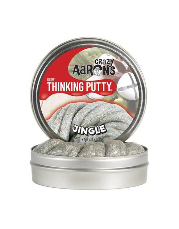 Crazy Aaron's Thinking Putty Holiday - Jingle
