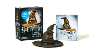 Harry Potter™ Talking Sorting Hat & Sticker Book