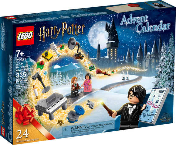 LEGO® Harry Potter Advent Calendar 75981