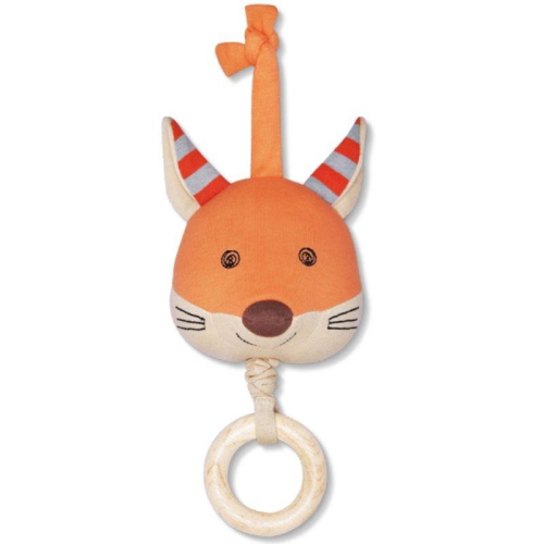 Apple Park Organic Farm Buddies Waggling Pull Toy – Frenchy Fox