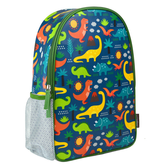 Petit Collage Eco-Friendly Backpack Dinosaurs