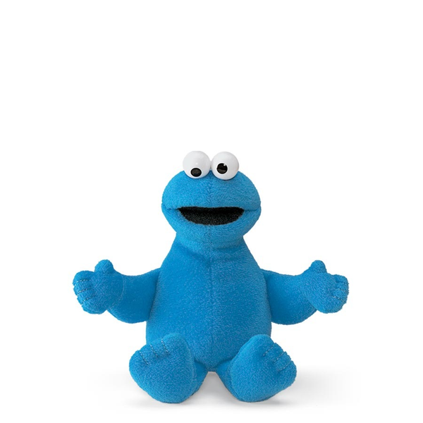 Sesame Street Cookie Monster Beanbag