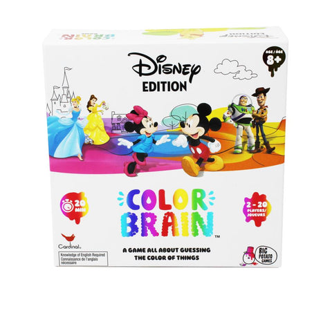 Cardinal Games Disney Color Brain