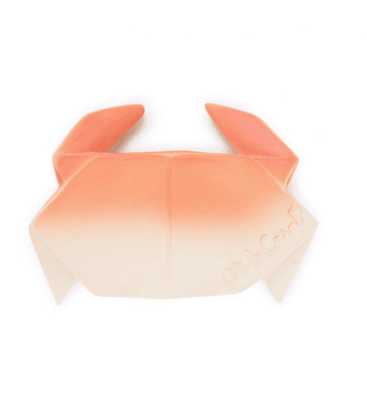 Oli & Carol H2Origami Crab Teether
