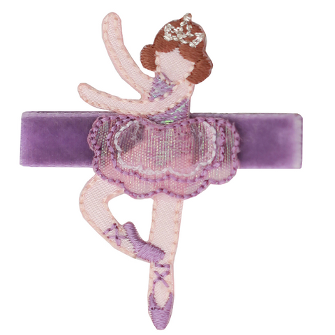 No Slippy Hair Clippy Hannah Dancer Lavender