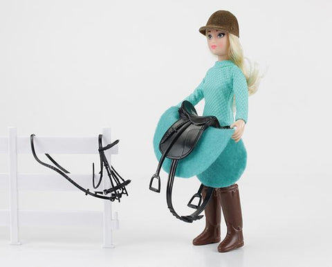 Breyer Classics Casual English Rider - Heather