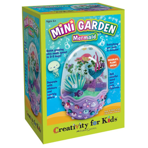 Creativity for Kids: Mini Garden - Mermaid