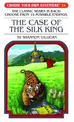 Choose Your Own Adventure: The Case of the Silk King