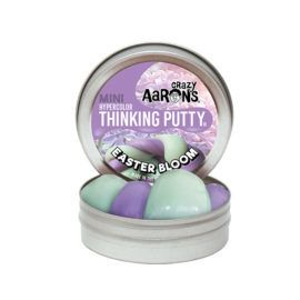 Crazy Aaron's Thinking Putty Easter Mini Easter Bloom