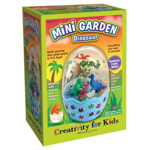 Creativity for Kids: Mini Garden - Dinosaur