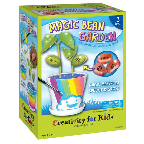 Creativity for Kids: Magic Bean Garden