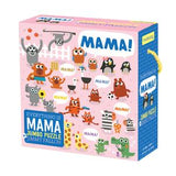 Mudpuppy Everything is Mama Jumbo Puzzle