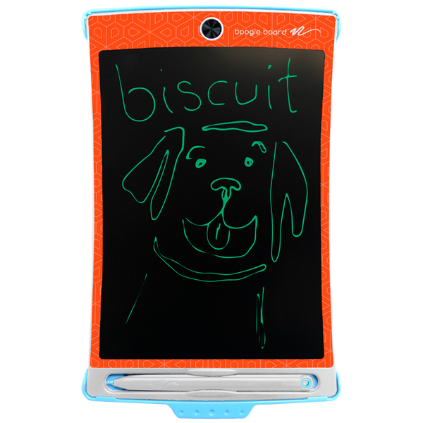 Boogie Board Jot™ Kids - Orange with Blue Cover