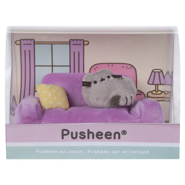 Pusheen on Couch Collector Set