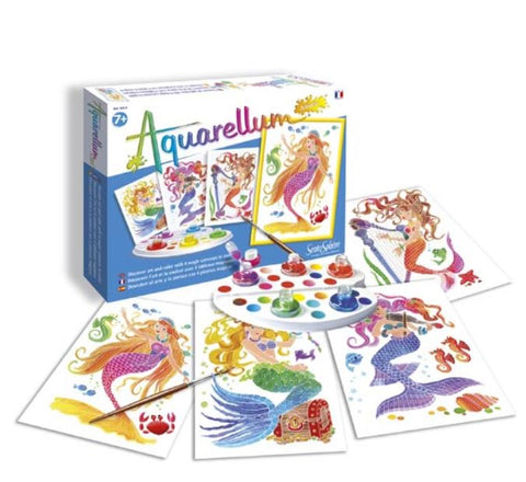 Aquarellum Junior - Mermaids