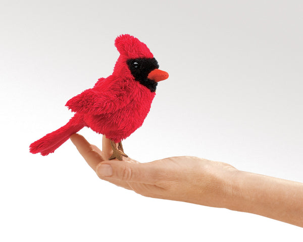 Folkmanis Mini Cardinal
