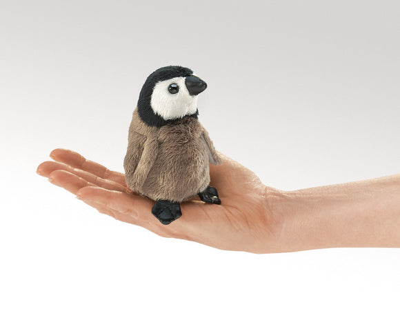 Folkmanis Mini Baby Emperor Penguin