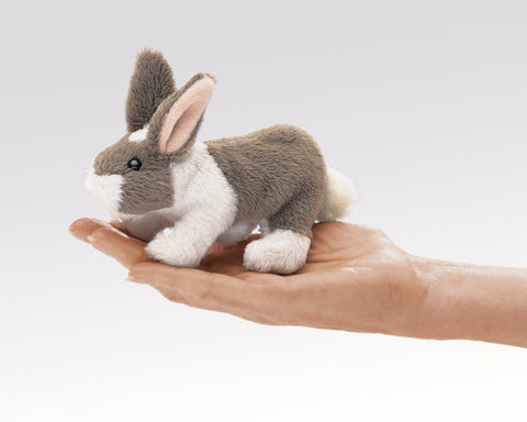 Folkmanis Mini Bunny Rabbit