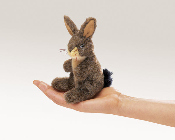 Folkmanis Mini Jack Rabbit