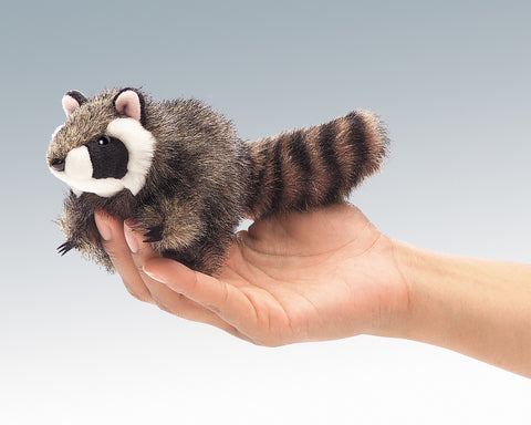 Folkmanis Mini Raccoon