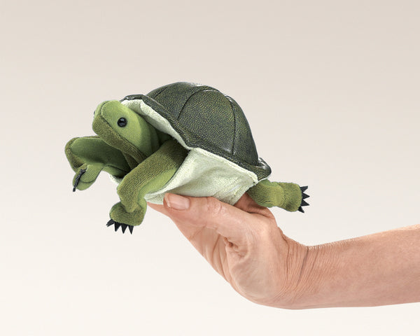 Folkmanis Mini Turtle