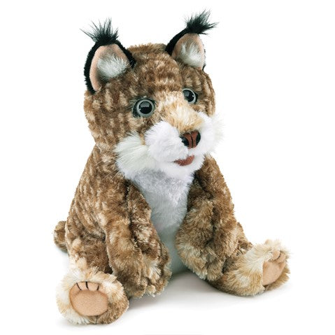 Folkmanis Bobcat Kitten