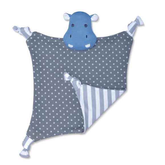 Apple Park Organic Farm Buddies Blankie – Jojo Hippo