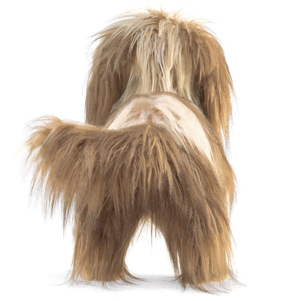 Folkmanis Shaggy Dog