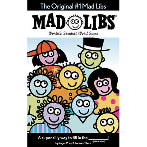 Mad Libs Original #1