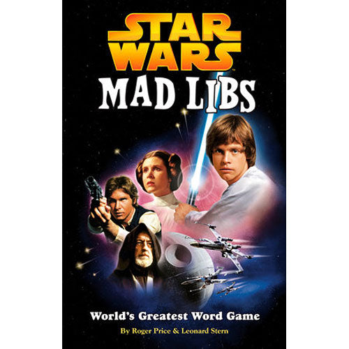 Mad Libs Star Wars