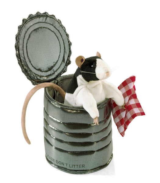 Folkmanis Rat in Tin Can