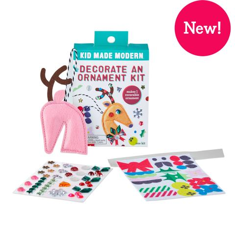 Decorate an Ornament Kit