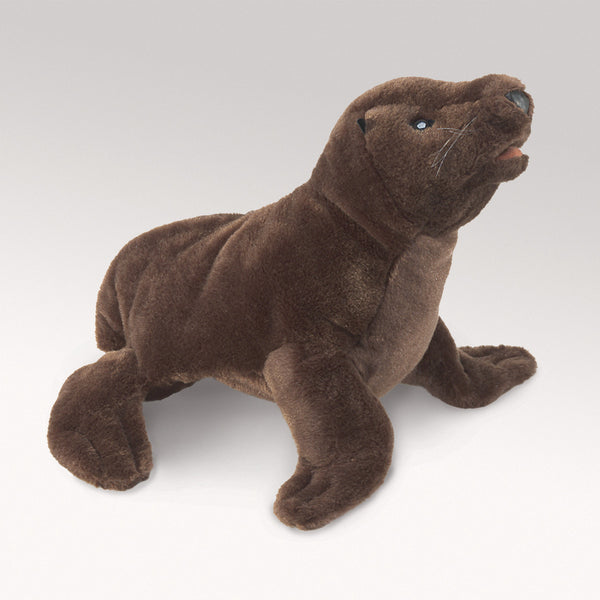 Folkmanis Sea Lion Pup