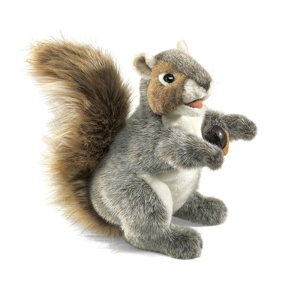 Folkmanis Gray Squirrel