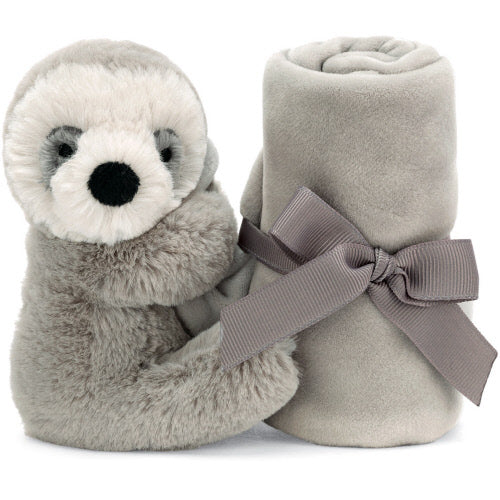 Little Jellycat Bailey Sloth Soother