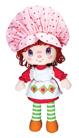 Schylling Vintage Strawberry Shortcake Plush