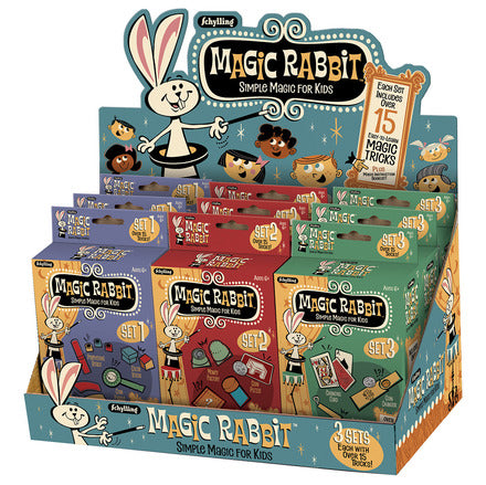 Magic Rabbit Simple Magic for Kids