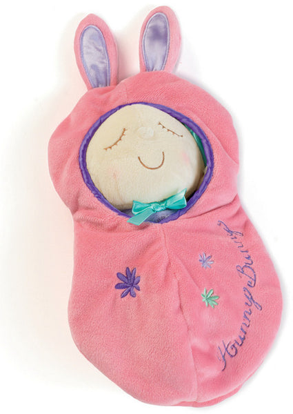 Manhattan Toy Snuggle Pods Hunny Bunny
