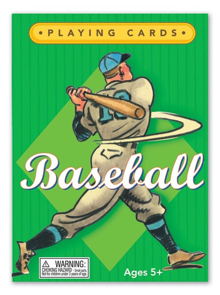 eeBoo Card Game Baseball