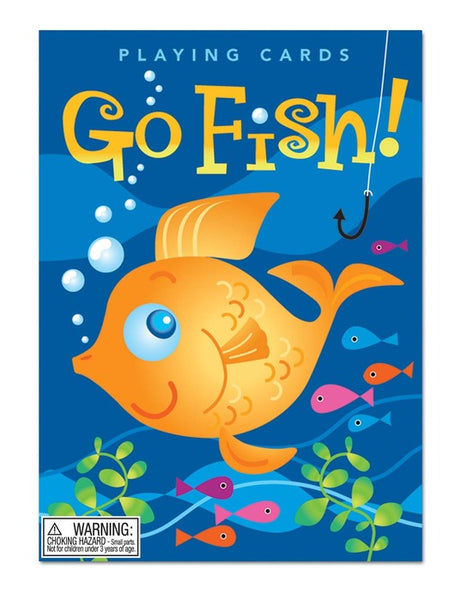 eeBoo Card Game Color Go Fish