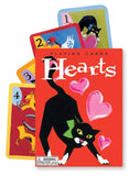 eeBoo Card Game Hearts