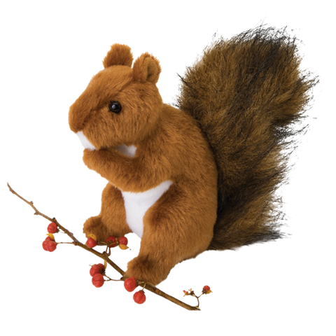 Douglas Roadie Red Squirrel
