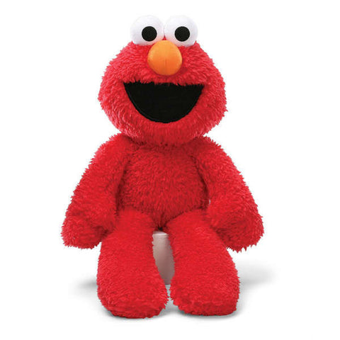 Sesame Street Elmo Take Along Buddy