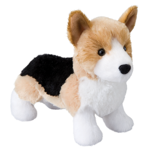 Douglas Shorty Tri-Color Corgi 8""
