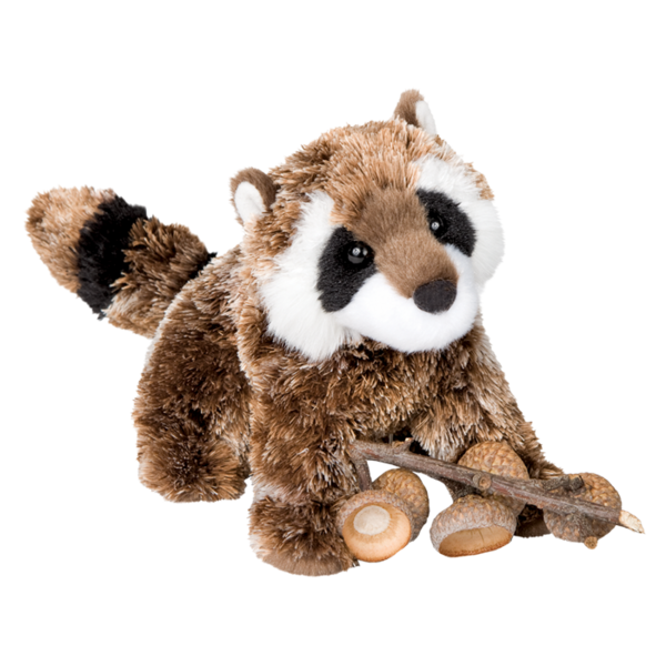 Douglas Patch Raccoon