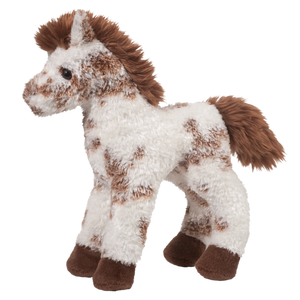 "Douglas Stoney Brown & White Appaloosa 9"" - Retired"