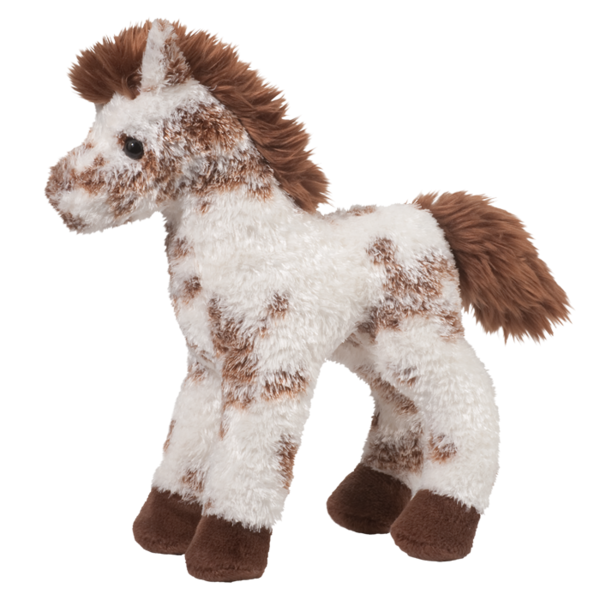 Douglas Stoney Brown & White Appaloosa