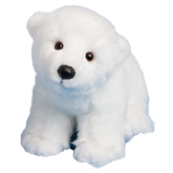 Douglas Marshmallow Polar Bear Small