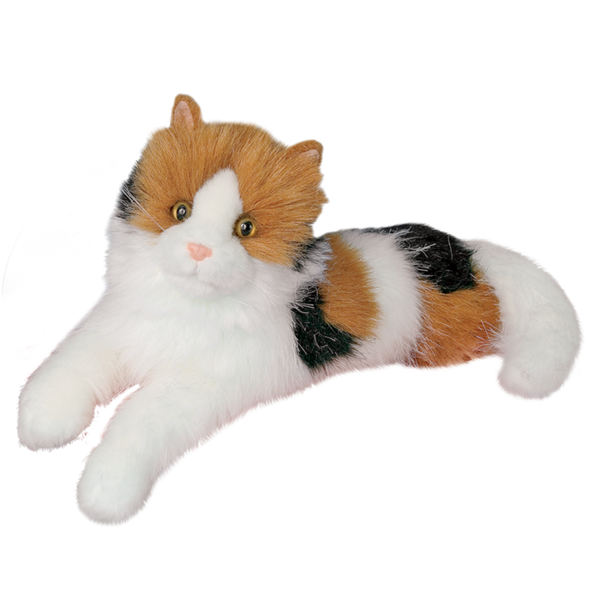 Douglas Puzzle Calico Cat