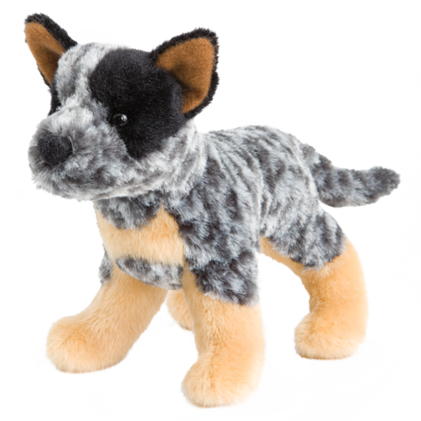 Douglas Clanger Australian Cattle Dog 8""